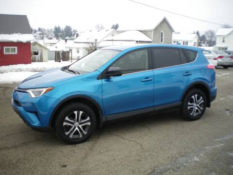 2018 Toyota RAV4 for sale at Starrs Used Cars Inc in Barnesville OH