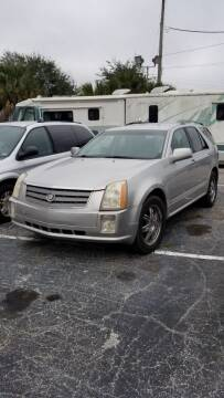 2004 Cadillac SRX for sale at Castle Used Cars in Jacksonville FL