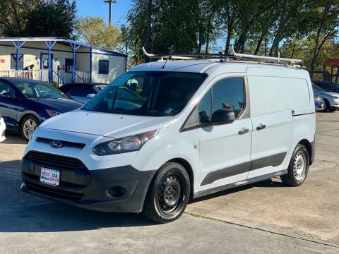 2017 Ford Transit Connect Cargo for sale at USA Car Sales in Houston TX