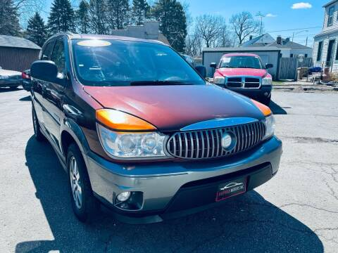 2002 Buick Rendezvous for sale at SHEFFIELD MOTORS INC in Kenosha WI