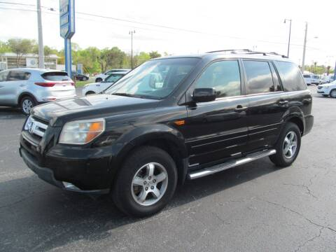 2007 Honda Pilot for sale at Blue Book Cars in Sanford FL