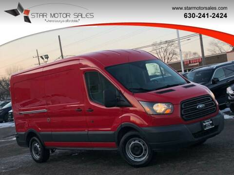 2015 Ford Transit Cargo for sale at Star Motor Sales in Downers Grove IL