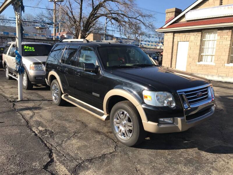 2007 Ford Explorer for sale at GREAT AUTO RACE in Chicago IL