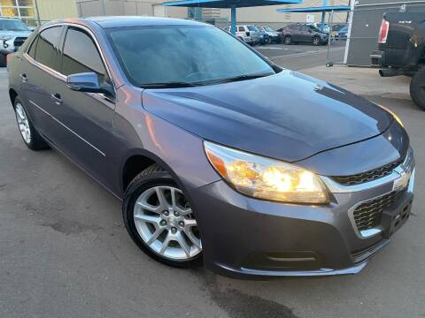 2014 Chevrolet Malibu for sale at Zapp Motors in Englewood CO
