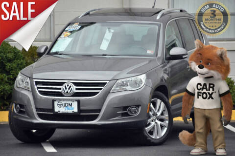 2010 Volkswagen Tiguan for sale at JDM Auto in Fredericksburg VA