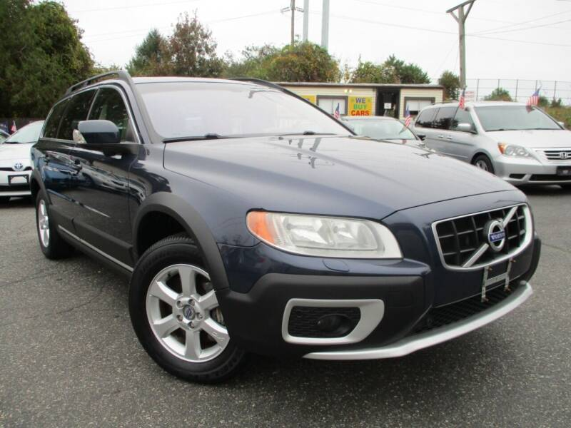 2010 Volvo XC70 for sale at Unlimited Auto Sales Inc. in Mount Sinai NY