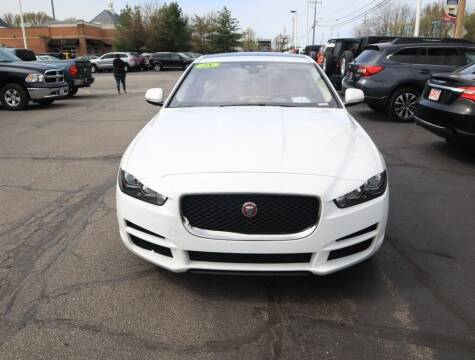 2018 Jaguar XE for sale at Cj king of car loans/JJ's Best Auto Sales in Troy MI