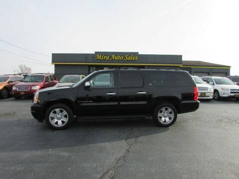 2008 GMC Yukon XL for sale at MIRA AUTO SALES in Cincinnati OH