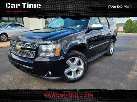 2011 Chevrolet Tahoe for sale at Car Time in Denver CO