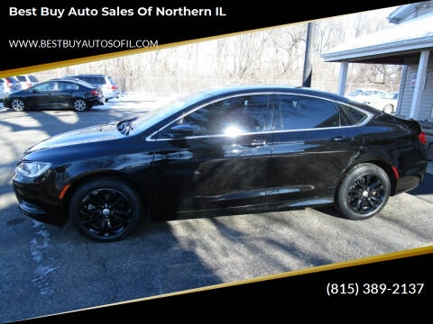 2017 Chrysler 200 for sale at Best Buy Auto Sales of Northern IL in South Beloit IL