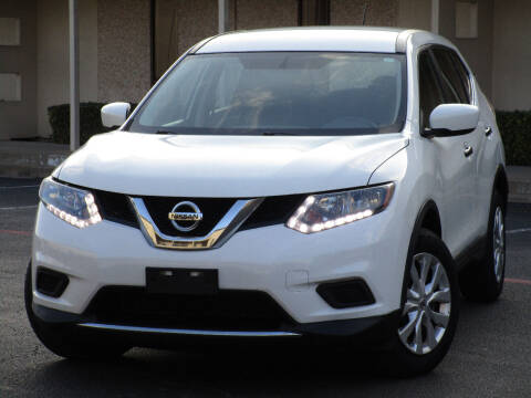 2016 Nissan Rogue for sale at Ritz Auto Group in Dallas TX