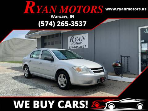 2005 Chevrolet Cobalt for sale at Ryan Motors LLC in Warsaw IN