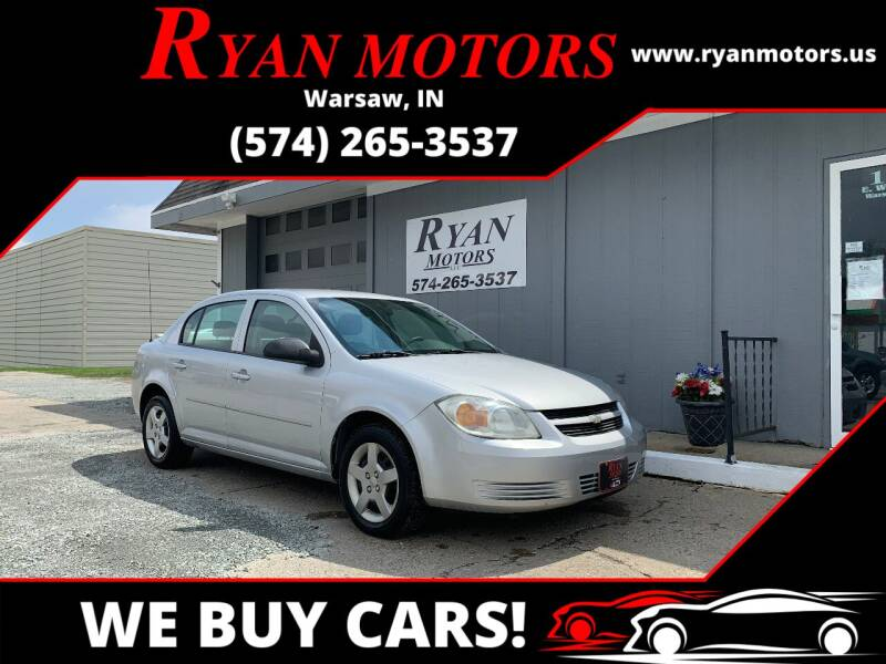 2005 Chevrolet Cobalt for sale at Ryan Motors LLC in Warsaw IN
