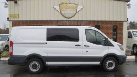 2016 Ford Transit Cargo for sale at Vans Of Great Bridge in Chesapeake VA
