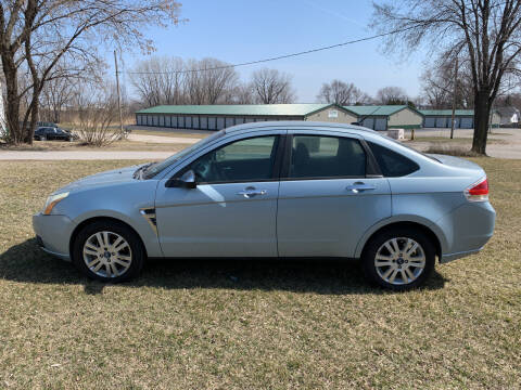 2008 Ford Focus for sale at Velp Avenue Motors LLC in Green Bay WI