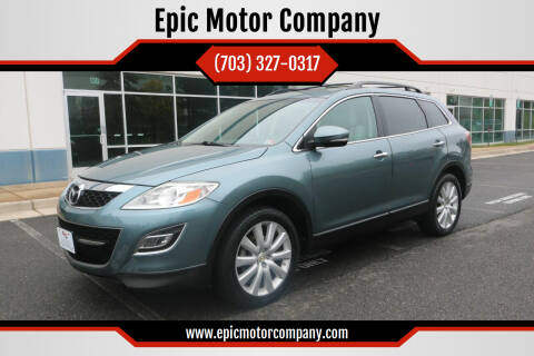 2010 Mazda CX-9 for sale at Epic Motor Company in Chantilly VA