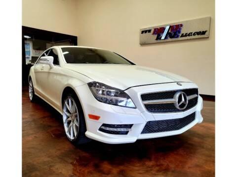 2014 Mercedes-Benz CLS for sale at Driveline LLC in Jacksonville FL
