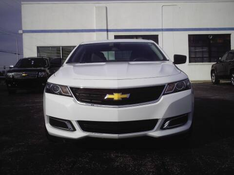 2019 Chevrolet Impala for sale at STAPLEFORD'S SALES & SERVICE in Saint Georges DE