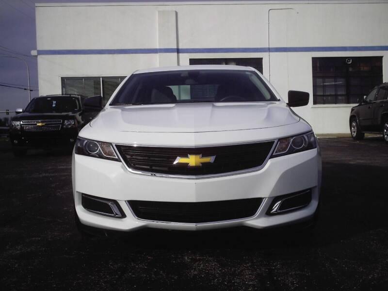 2019 Chevrolet Impala for sale at STAPLEFORD'S SALES & SERVICE in Saint Georges DE