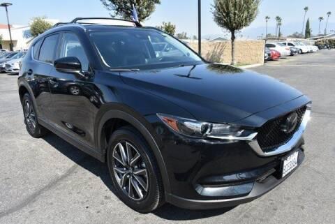 2018 Mazda CX-5 for sale at DIAMOND VALLEY HONDA in Hemet CA