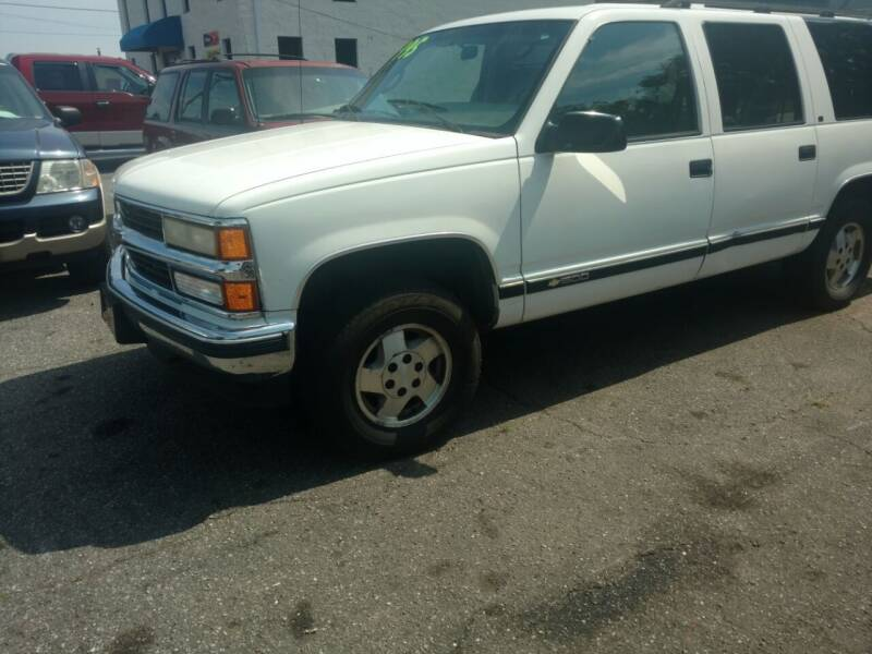 1995 Chevrolet Suburban for sale at IMPORT MOTORSPORTS in Hickory NC