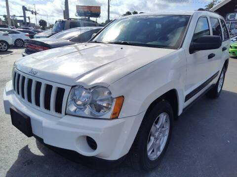 2006 Jeep Grand Cherokee for sale at Celebrity Auto Sales in Port Saint Lucie FL