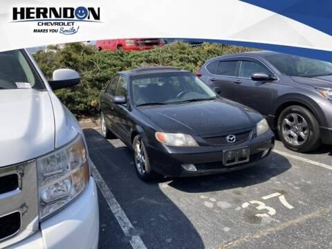 2002 Mazda Protege for sale at Herndon Chevrolet in Lexington SC