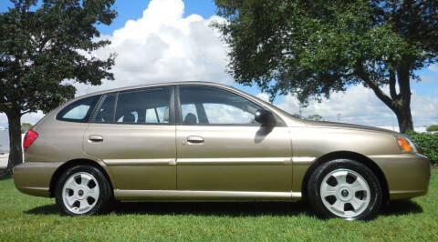 2005 Kia Rio for sale at Performance Autos of Southwest Florida in Fort Myers FL