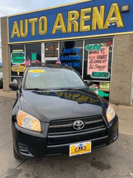 2011 Toyota RAV4 for sale at Auto Arena in Fairfield OH