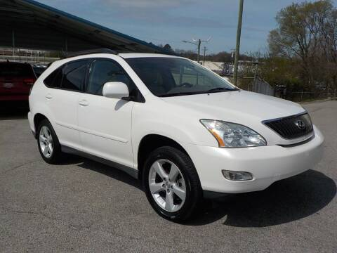 2004 Lexus RX 330 for sale at C & C MOTORS in Chattanooga TN