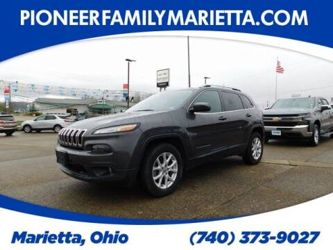 2017 Jeep Cherokee for sale at Pioneer Family preowned autos in Williamstown WV