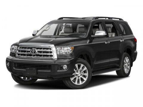 2016 Toyota Sequoia for sale at J T Auto Group in Sanford NC
