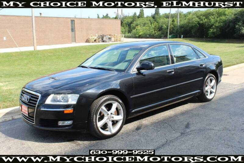 2008 Audi A8 L for sale at Your Choice Autos - My Choice Motors in Elmhurst IL