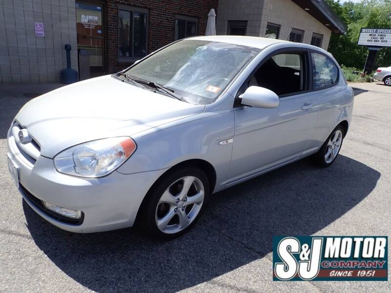 2009 Hyundai Accent for sale at S & J Motor Co Inc. in Merrimack NH