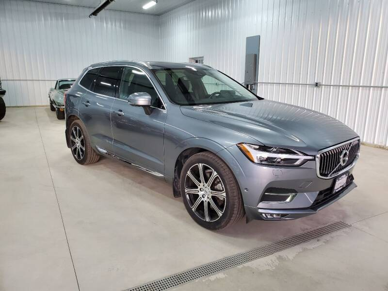 2018 Volvo XC60 for sale at Motor House in Alden NY
