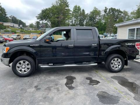 2009 Ford F-150 for sale at Premier Auto LLC in Hooksett NH