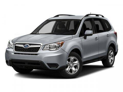 2016 Subaru Forester for sale at Choice Motors in Merced CA