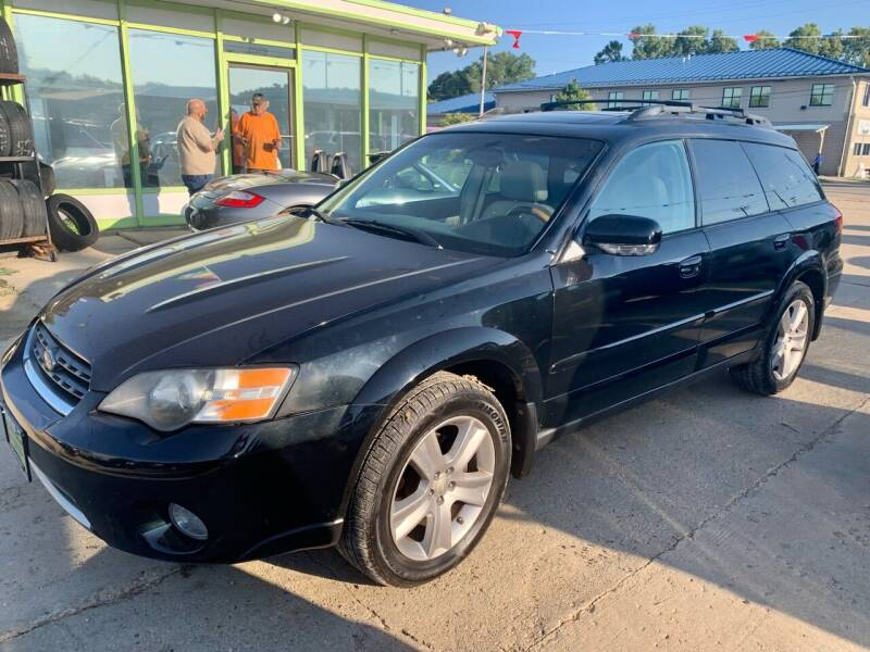 2005 Subaru Outback for sale at Super Trooper Motors in Madison WI