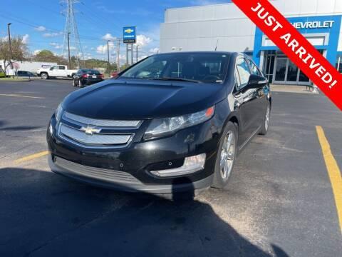 2014 Chevrolet Volt for sale at MATTHEWS HARGREAVES CHEVROLET in Royal Oak MI