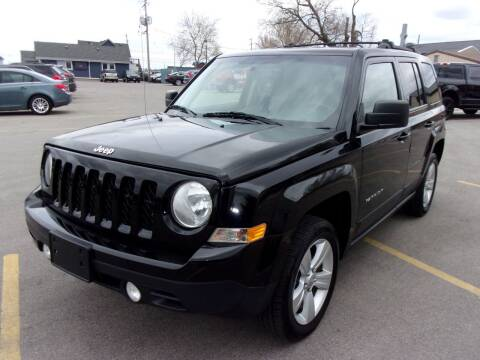 2014 Jeep Patriot for sale at Ideal Auto Sales, Inc. in Waukesha WI