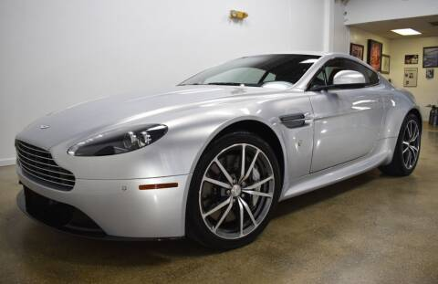 2012 Aston Martin V8 Vantage for sale at Thoroughbred Motors in Wellington FL