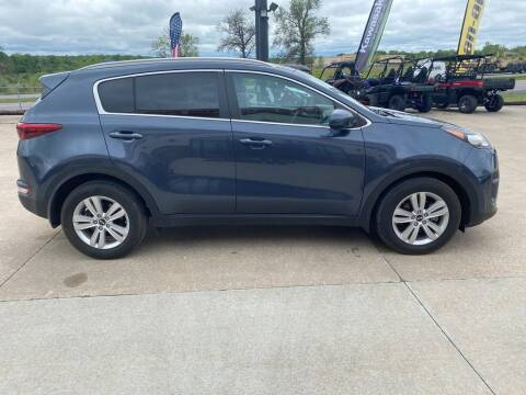 2018 Kia Sportage for sale at Head Motor Company - Head Indian Motorcycle in Columbia MO