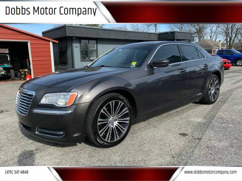 2013 Chrysler 300 for sale at Dobbs Motor Company in Springdale AR