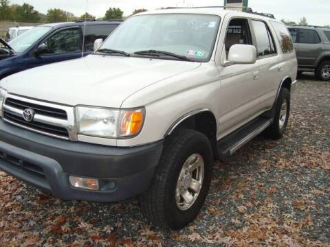 1999 Toyota 4Runner for sale at Branch Avenue Auto Auction in Clinton MD