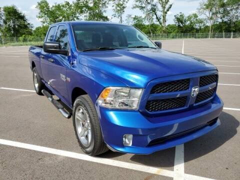 2017 RAM Ram Pickup 1500 for sale at CON ALVARO ¡TODOS CALIFICAN!™ in Columbia TN