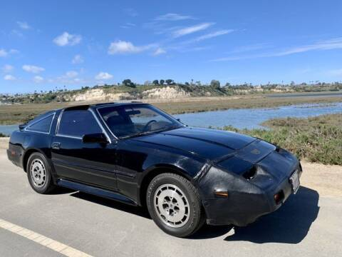 1986 Nissan 300ZX for sale at TOP OFF MOTORS in Costa Mesa CA