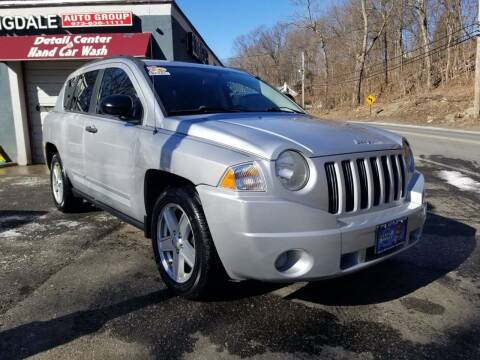 2008 Jeep Compass for sale at Bloomingdale Auto Group - The Car House in Butler NJ