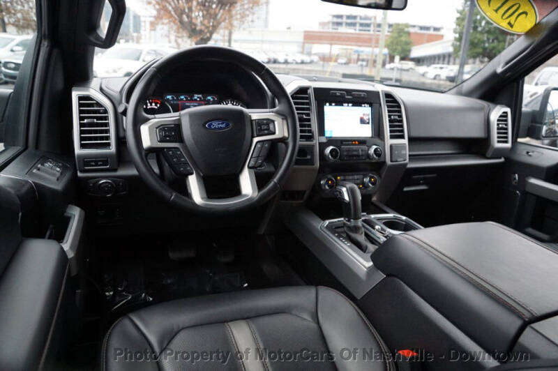 2019 Ford F-150 Platinum 2WD SuperCrew 6.5' Box - Nashville TN