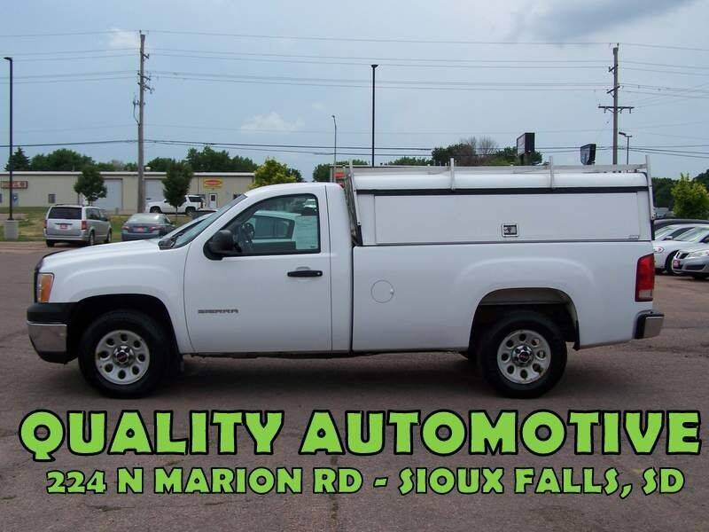 2010 GMC Sierra 1500 for sale at Quality Automotive in Sioux Falls SD