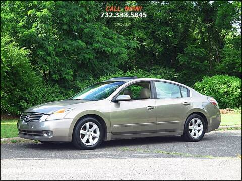 2007 Nissan Altima for sale at M2 Auto Group Llc. EAST BRUNSWICK in East Brunswick NJ